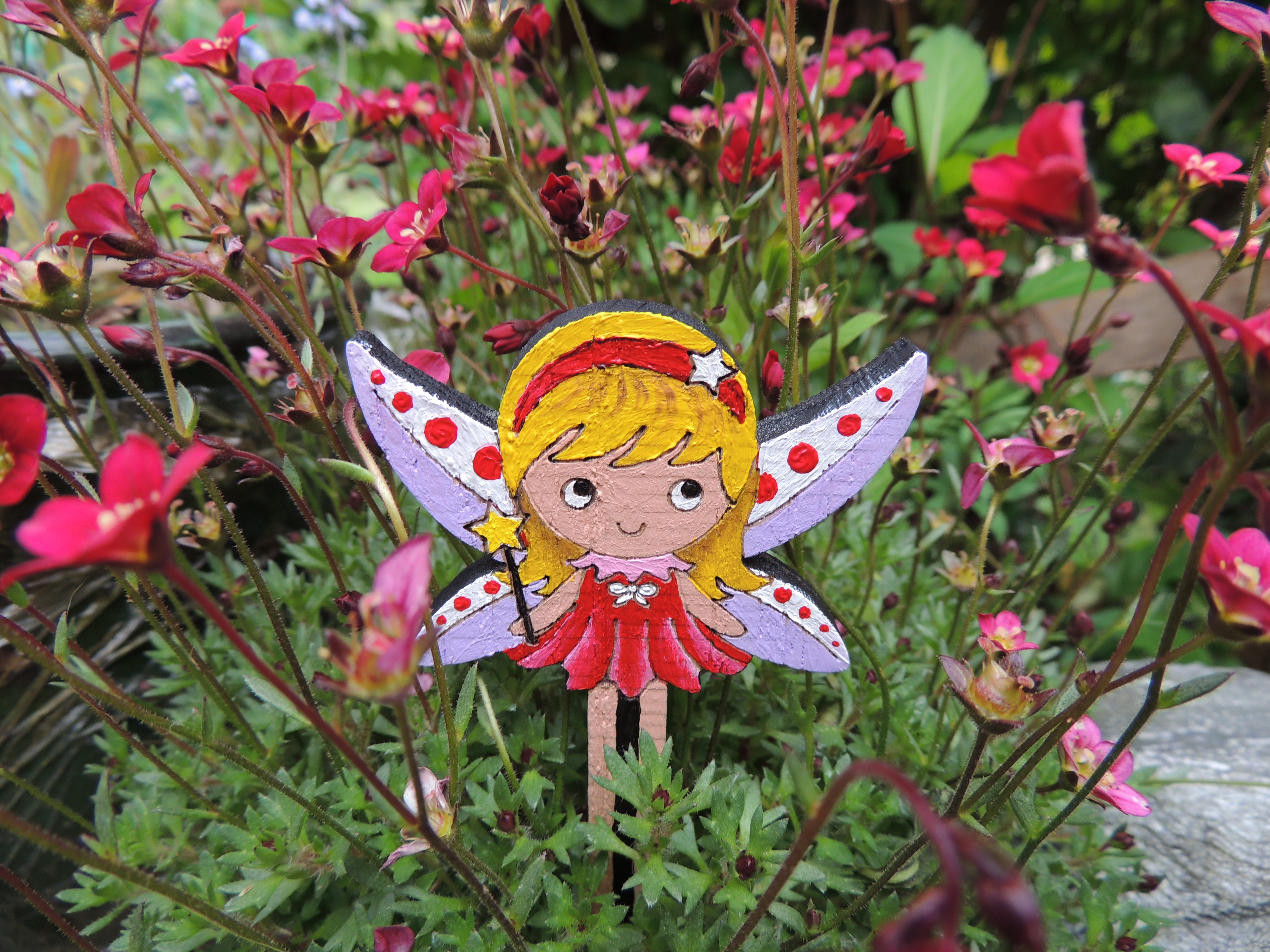 How To Make A Plant Pot Fairy Garden
